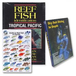 Scuba diving books and media