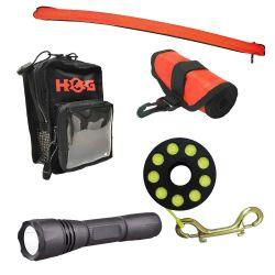 Scuba diving accessory packages