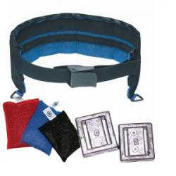 Scuba diving weights & belts