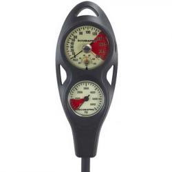 Scuba pressure gauges