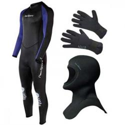 Dive Suit Packages