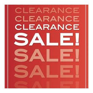 Clearance & Used