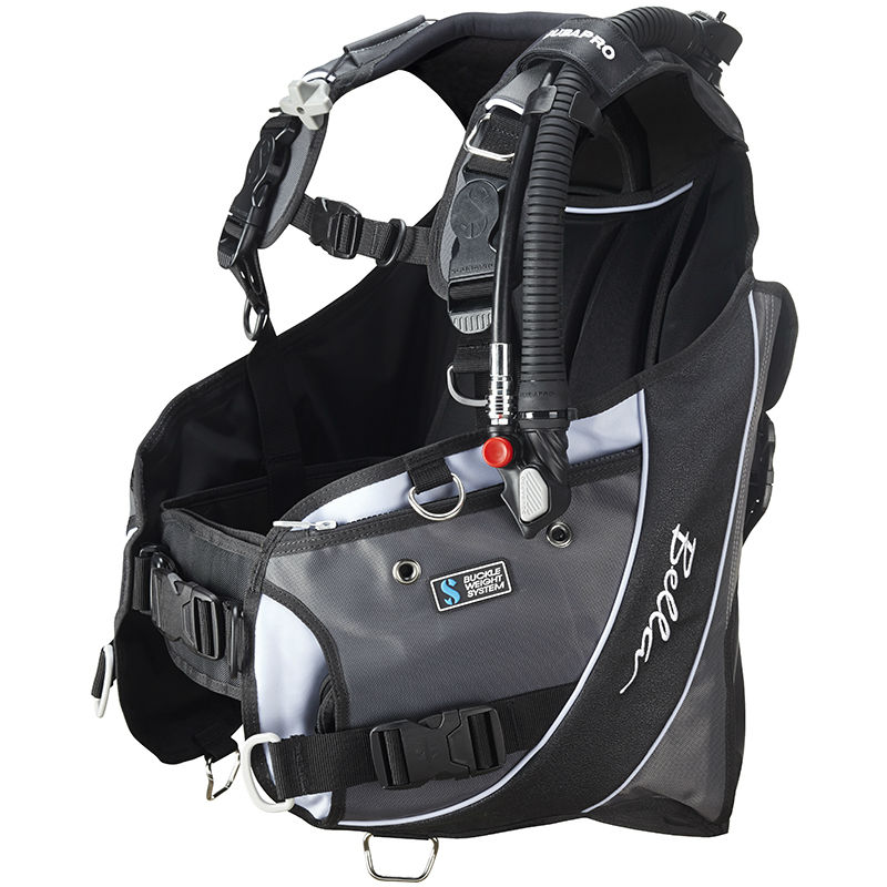 ScubaPro Bella BCD w-BI Black-White XL