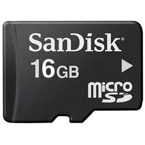 Sea Elite 16GB Micro SD Memory Card