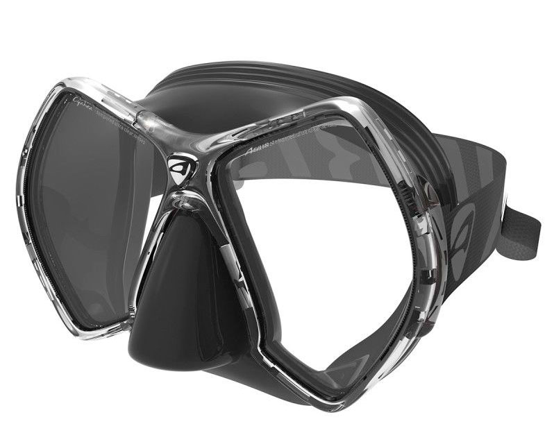 Aeris Cyanea Mask BLK-Gray