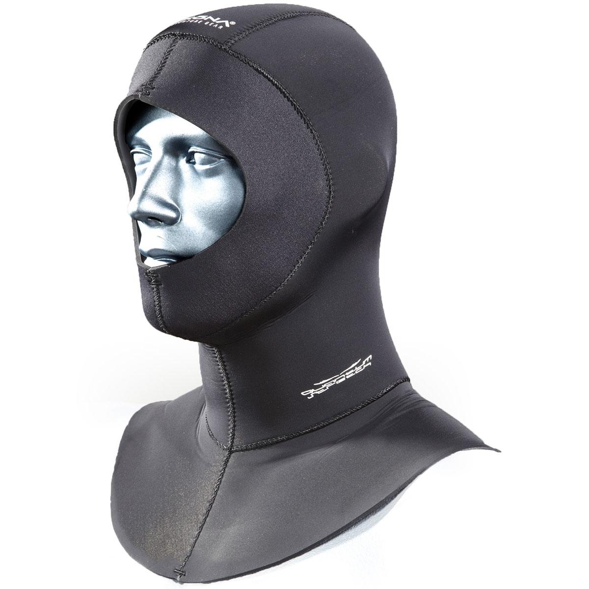 Akona 5/3 Quantum Stretch Zip Hood
