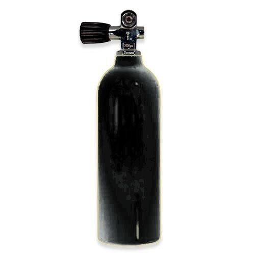 Luxfer 13CF Aluminum Black