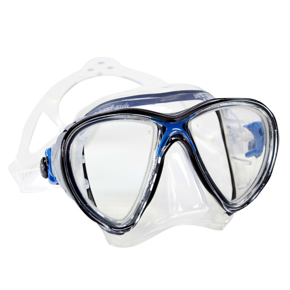 Cressi Big Eyes Evolution Mask Cobalt