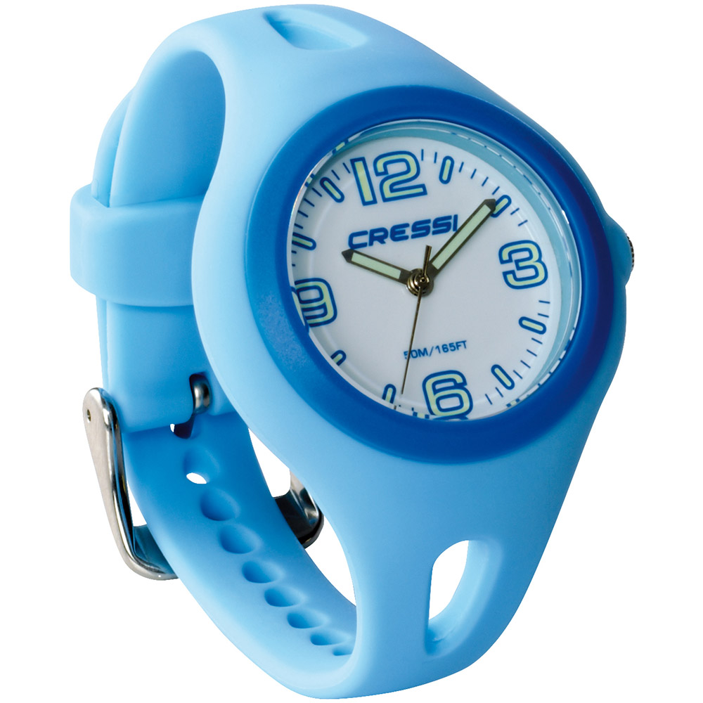 Cressi Liz Watch Light Blue