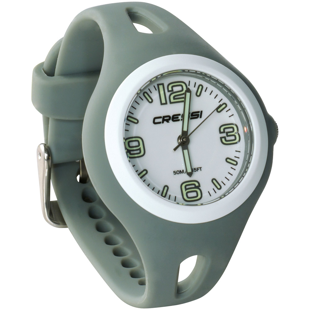 Cressi Liz Watch Silver