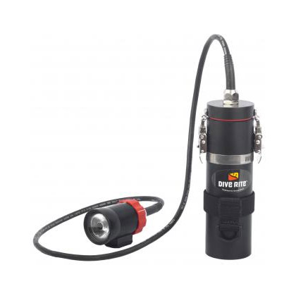 Dive Rite Rx17 Lighting System W-70 Degree Lid