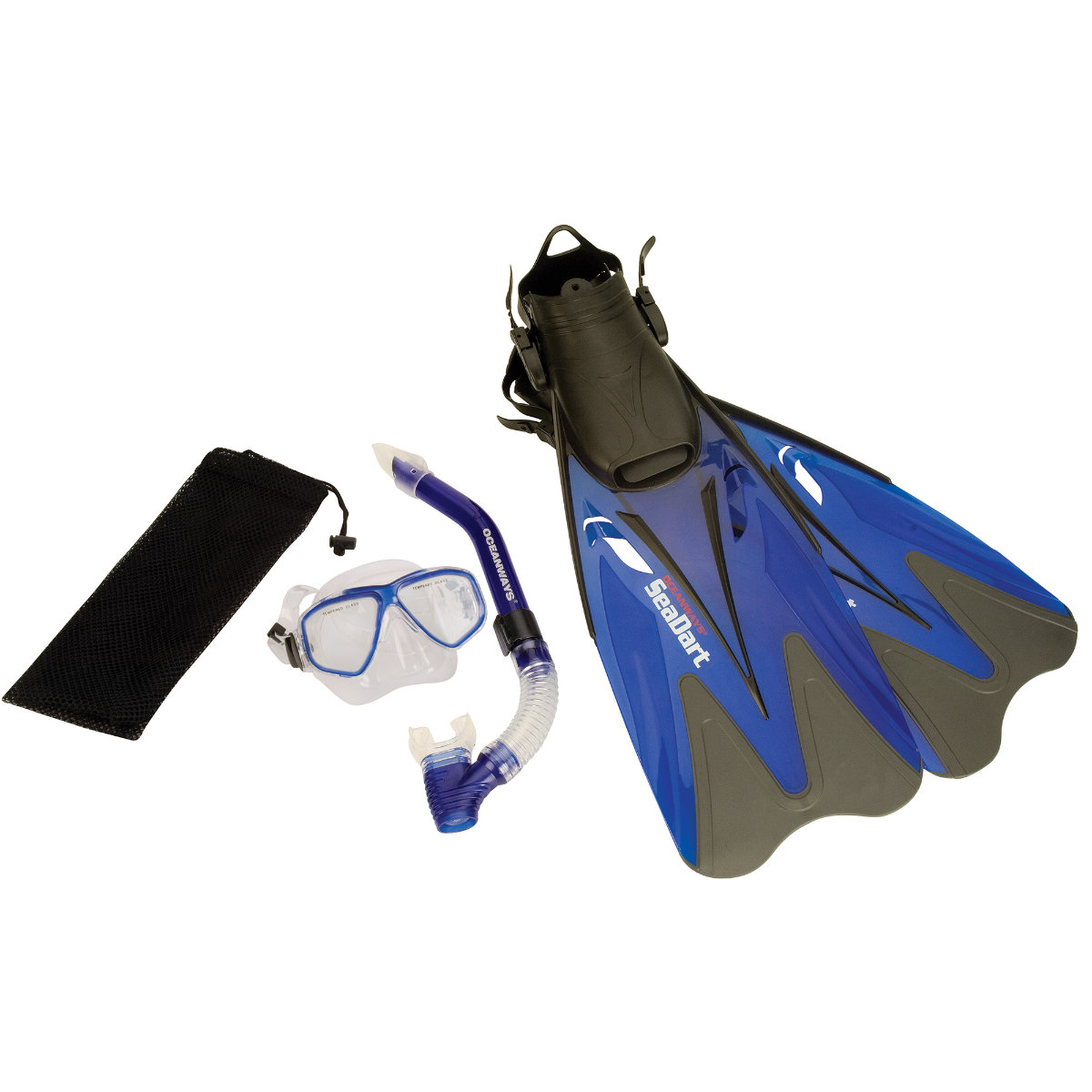 SeaDive Seadart Caribbean Package Blue L 10-13