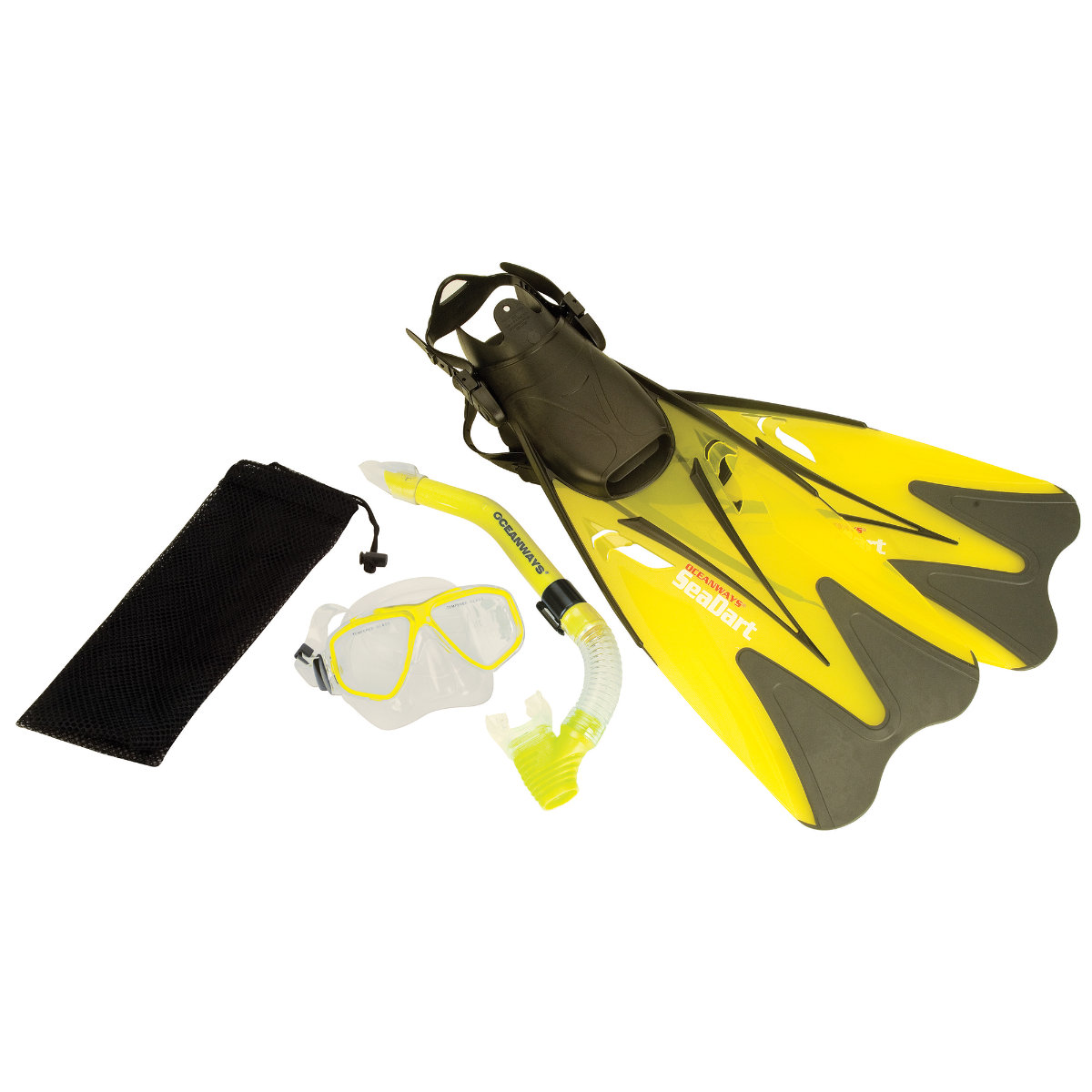 SeaDive Seadart Caribbean Package Yellow L 10-13