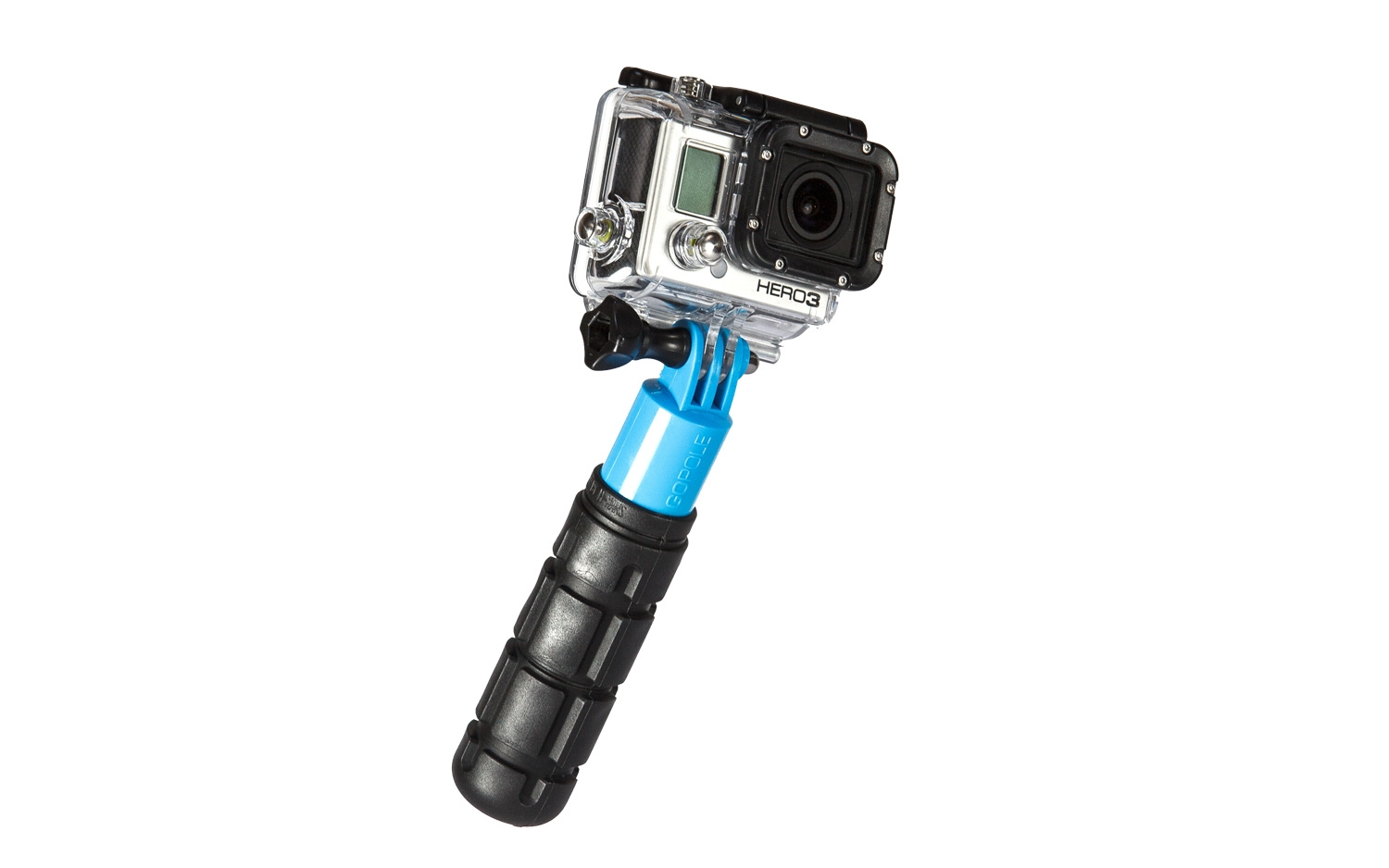 Grenade Grip Compact Hand Grip for GoPro