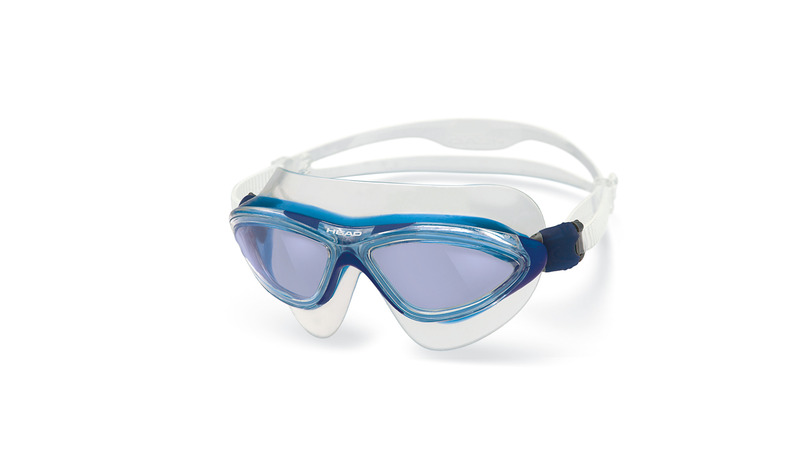 Head Jaguar LSR + Standard Clbl Bl Goggles