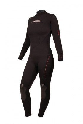 Henderson 1.5mm Women Microprene 2 Suit Black 10
