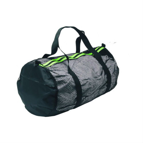 Deluxe Mesh Duffel Medium 25x13in