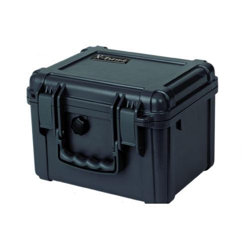 5500 Dry Box 9.875x8.125x6.875 Bk Foam