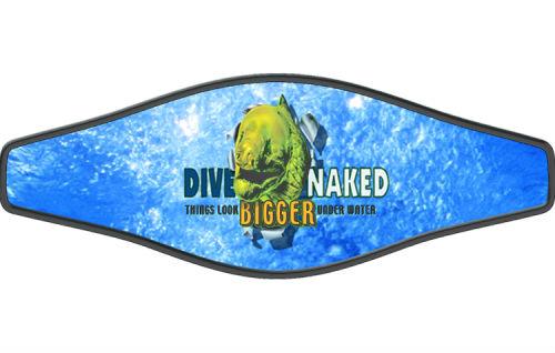 Adj Strap Dive Naked