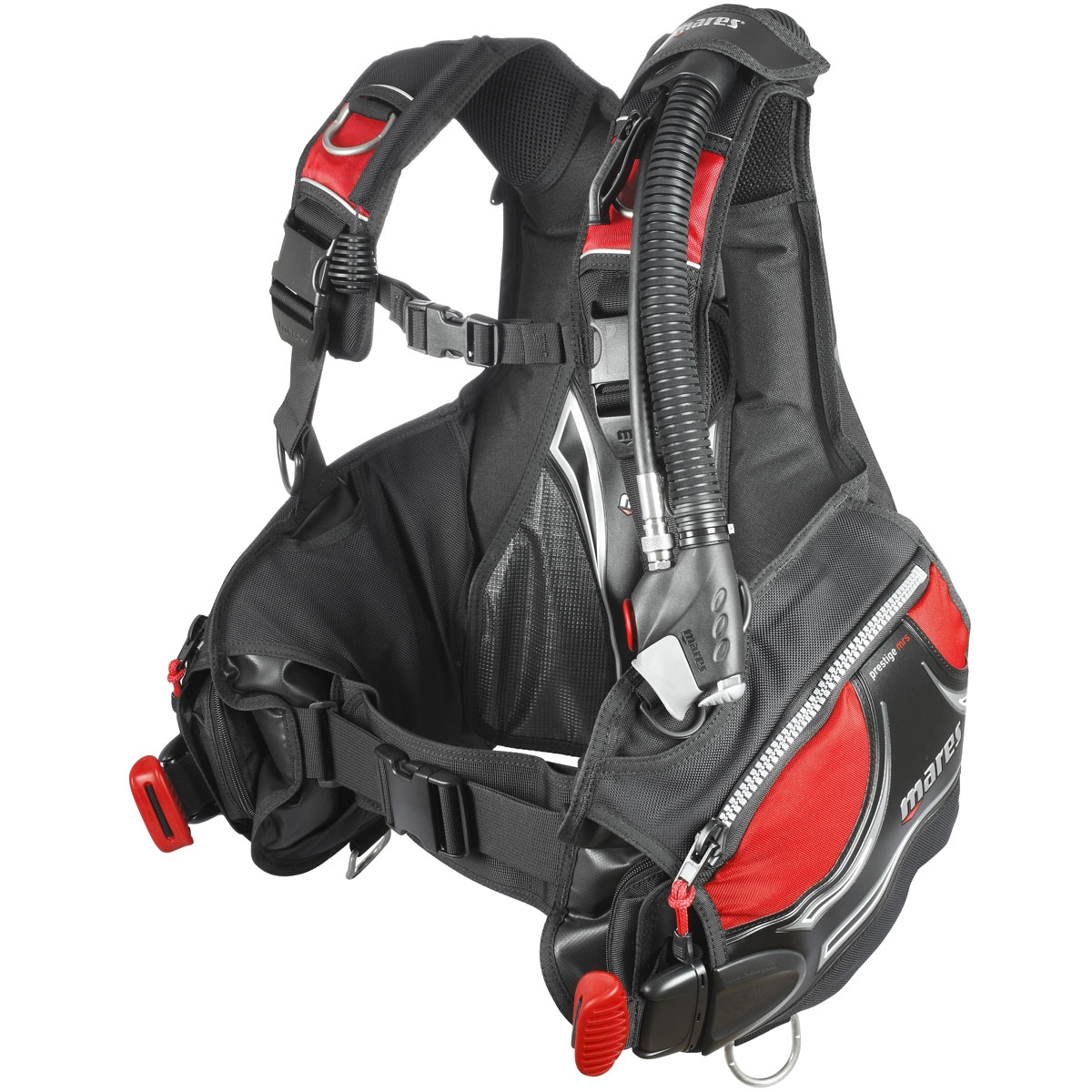 NEW MARES BCD MRS PLUS WEIGHT POCKET 4KGS GREAT CONDITION COMES AS PHOTOS SHOW