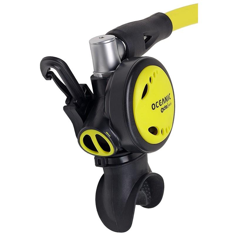 Oceanic Swivel Octopus W-Magnetic Keeper