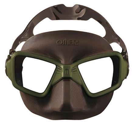 Zero Cubed Mask Olive
