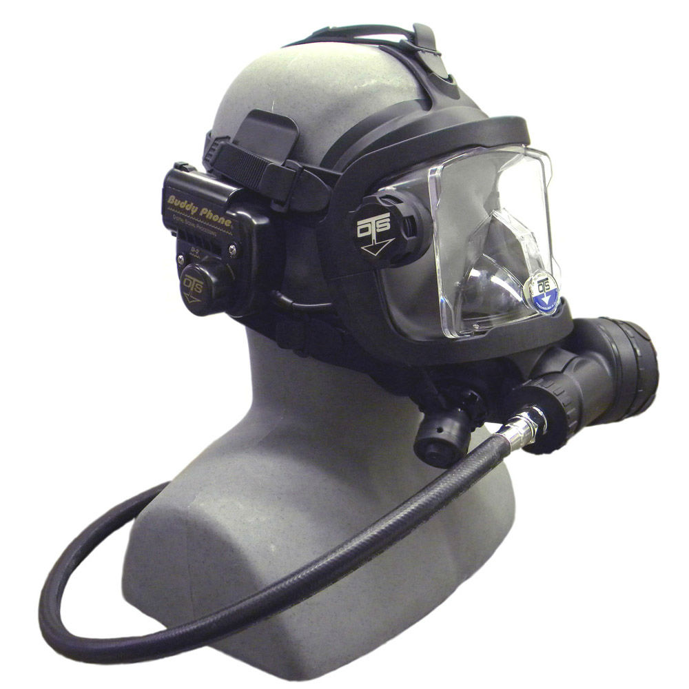OTS Guardian Mask BUD-D2 Buddy Phone Package Black