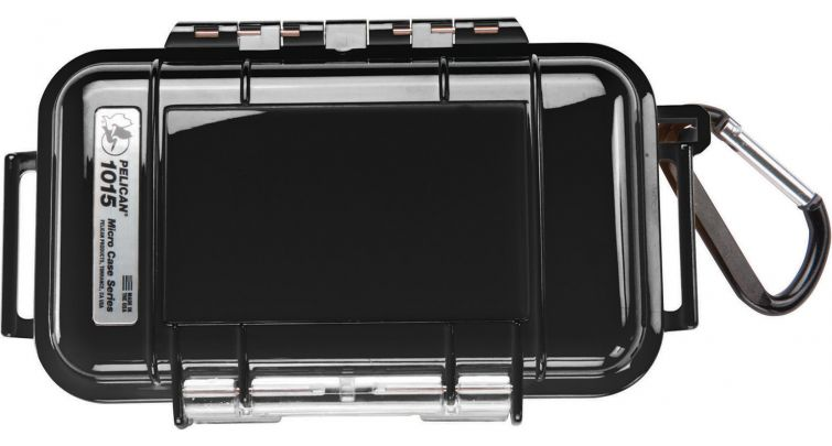 Pelican 1015 Micro Case Black