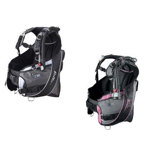 ScubaPro Bella BCD w-Air2 Black-White XL
