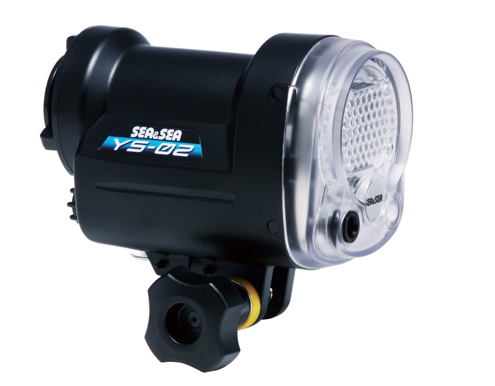 Sea and Sea YS-02 UW Strobe