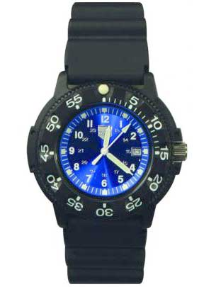 Ram Dive Watch 41100 Series Blue Face