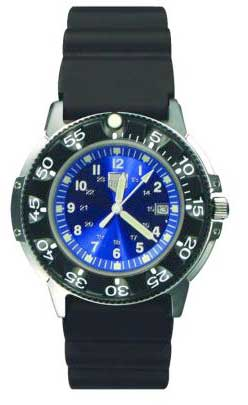 Ram Dive Watch 41200 Series Blue Face
