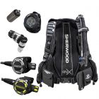 Sherwood Crux Professional Package w Computer