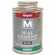 Seal Cement 4oz Black