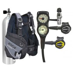 Edge Recreation Scuba Package with Tank