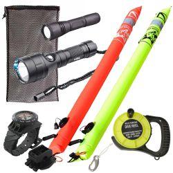 Advanced Scuba Diver Accessory Package