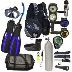 Scuba Gear Complete System Package