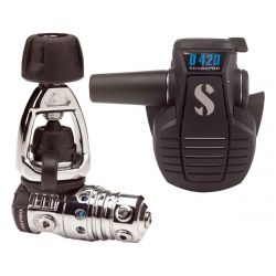 ScubaPro MK25 EVO/D420 Regulator Yoke