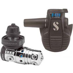 ScubaPro MK25 EVO/D420 Regulator DIN
