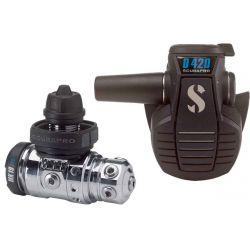 ScubaPro MK19 EVO/D420 Regulator DIN