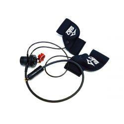 Guardian Earphone-Mic Hot Mic PTT 910496