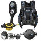 Aqua Lung Essential Scuba Gear Package