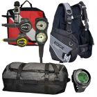 EDGE Element Bag It Scuba Package with Nano Regulator
