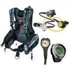 Seac Eq-Pro Scuba Gear Package