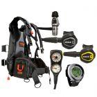 Hog Travel Scuba Gear Package