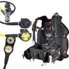 Seac Scuba Gear Package