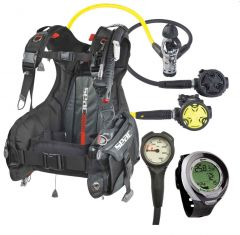 Seac Smart Essential Scuba Gear Package