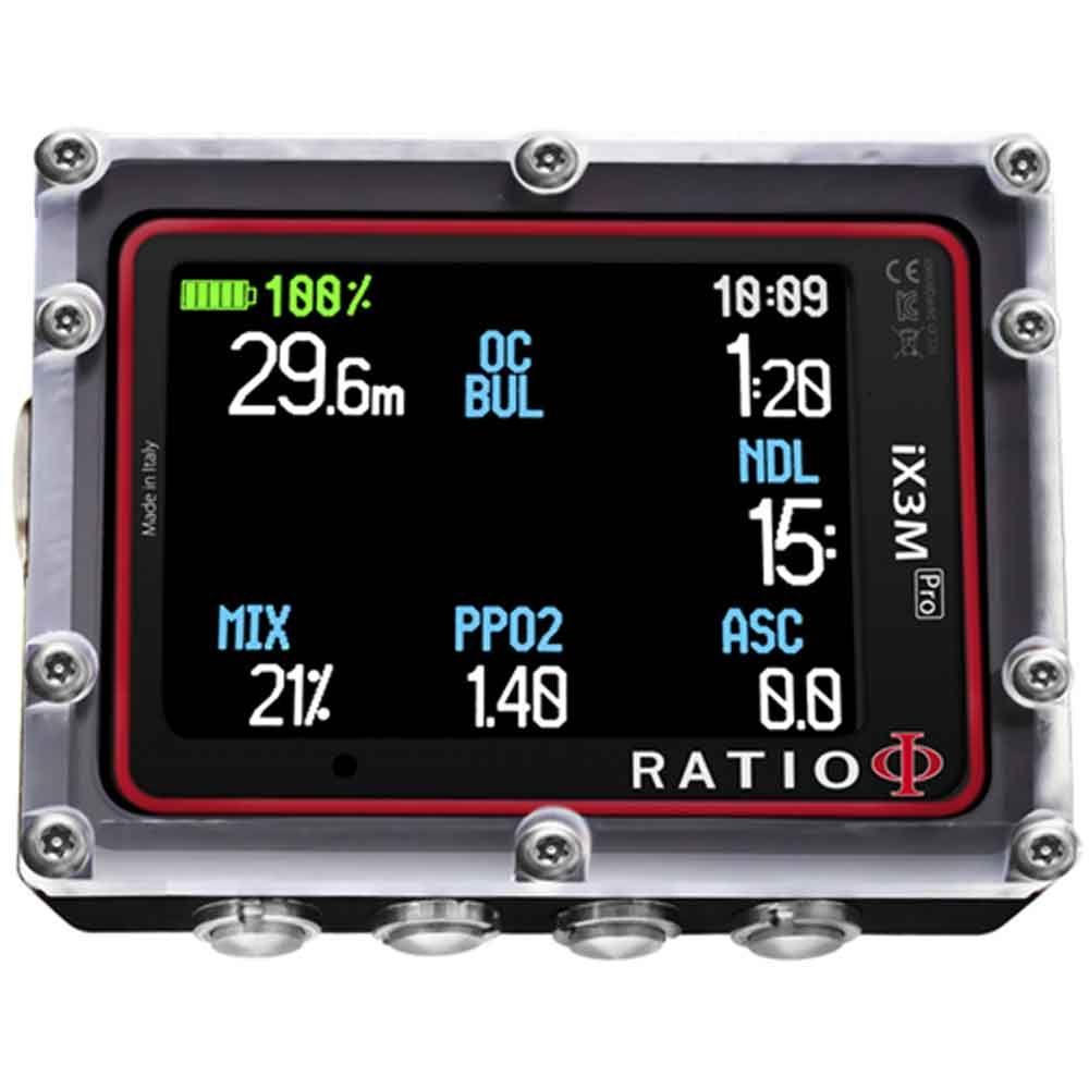 Ratio iX3M PRO Deep Dive Computer