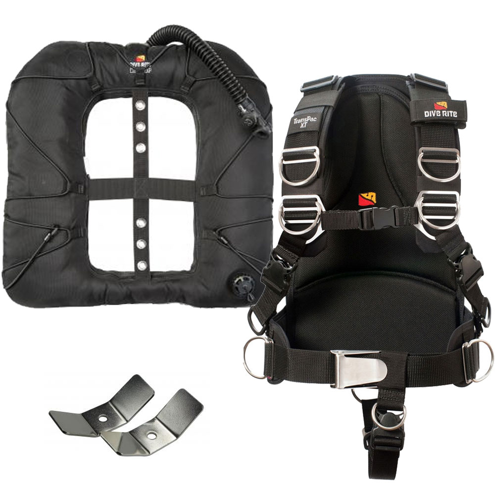 Dive Rite Transpac Xt Classic Exp Wing Package