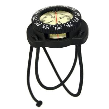 Hog Bungee Mount Wrist Compass